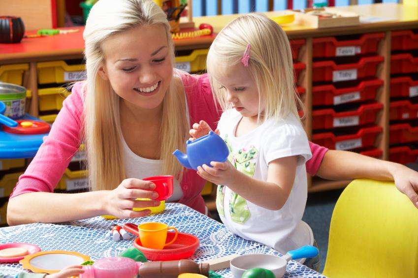 werken kinderdagverblijf