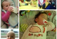 Rust vinden op de babygroep