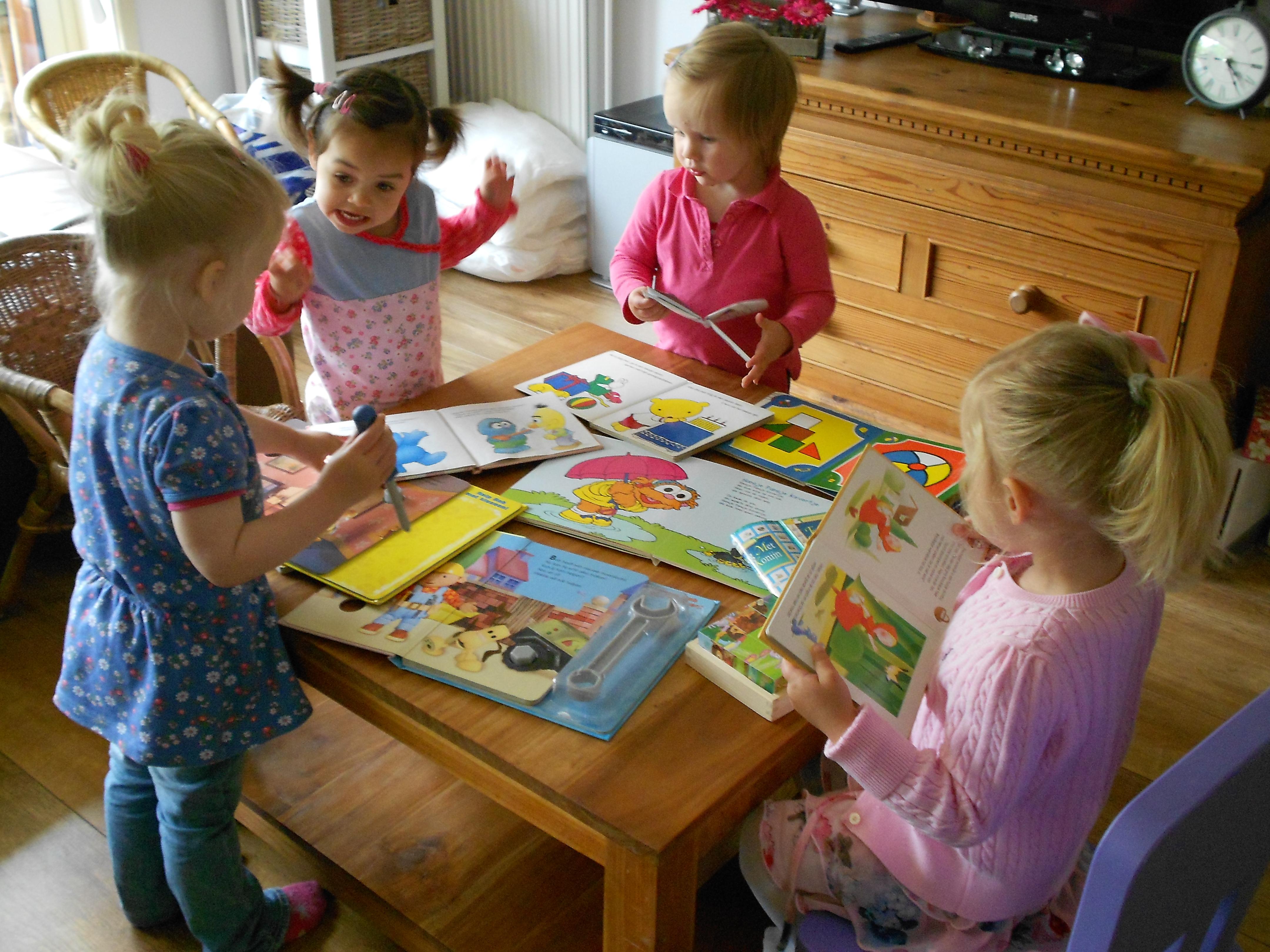 Kinderopvang Het Zonnestraaltje, Gastouder in Nieuw Vennep.